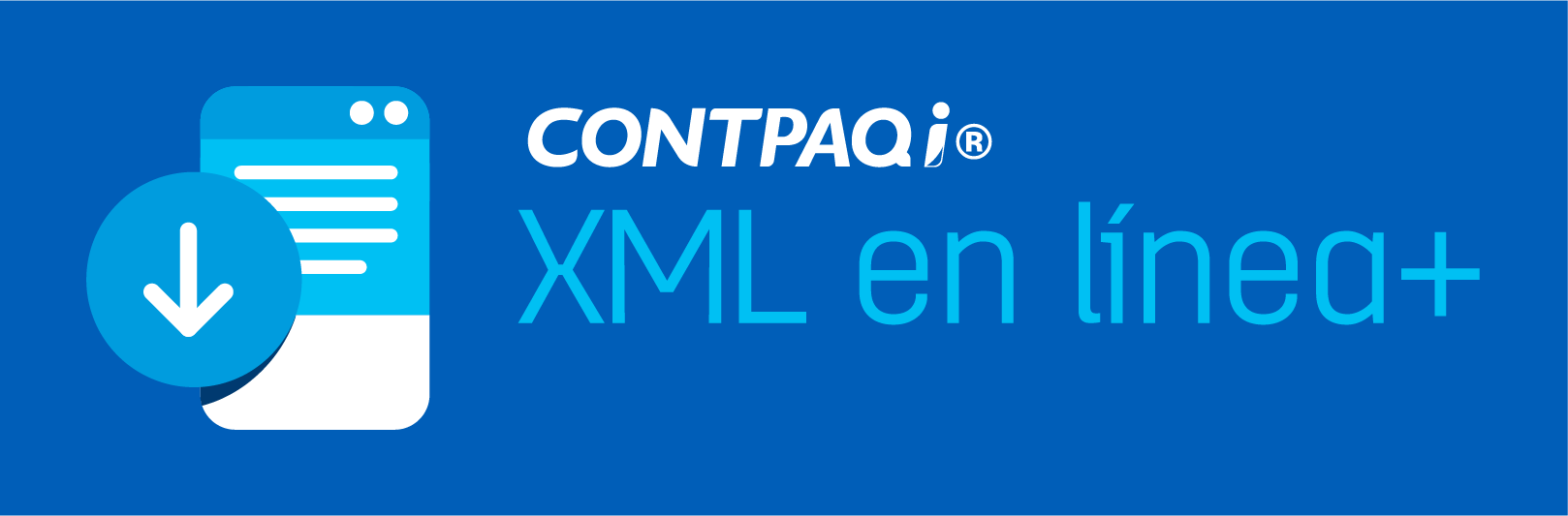 ContPAQi XML en línea