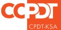 Badge CPDT KSA Mark Only Color Spot