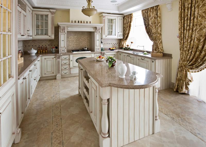 Renovated kitchen||||