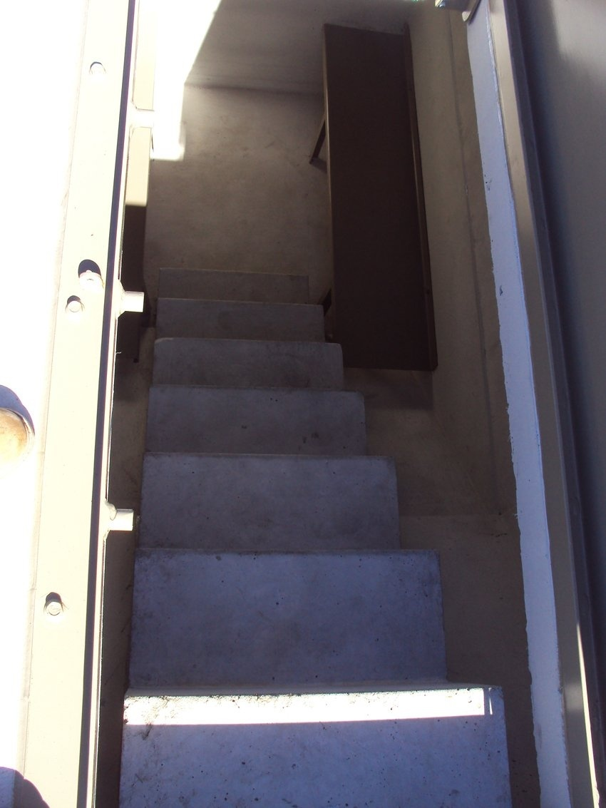 Shelter Stairs