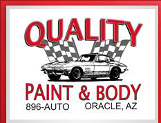 Quality Paint and Body is an auto body and paint shop in Oracle, AZ.