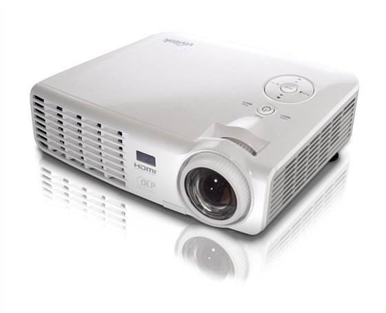 short throw small projector hire