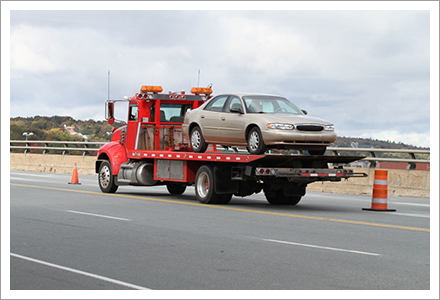 Emergency towing services||||