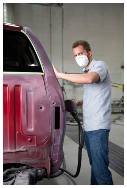 Auto body repair and restoration||||