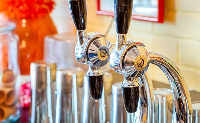 Soda Fountain Nozzles