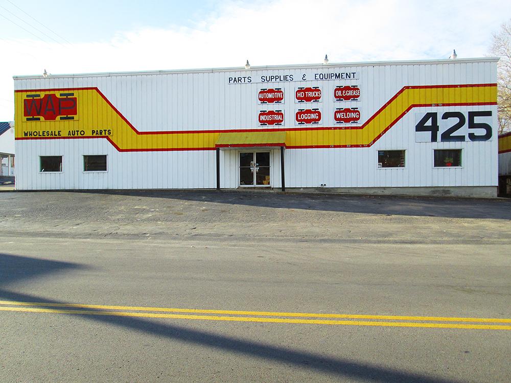 Wholesale Autoparts store    