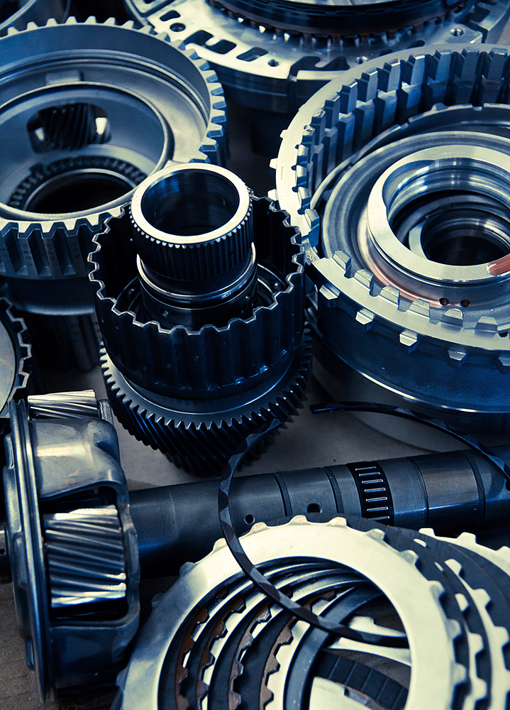 Gears||||