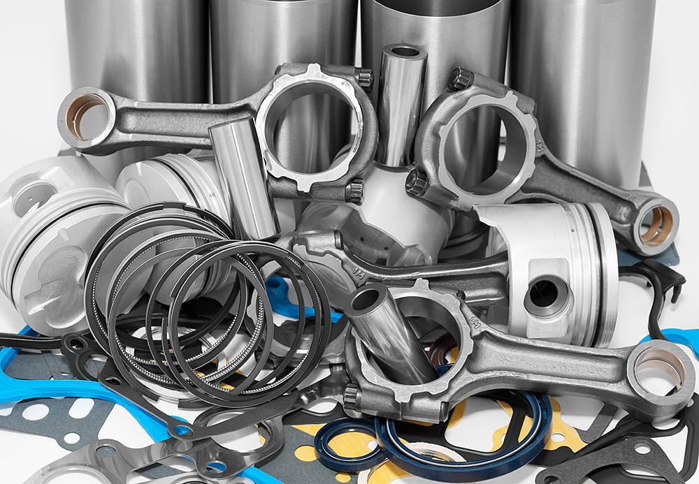Engine parts||||