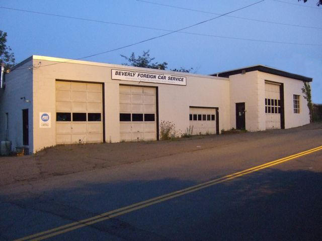 Beverly, MA - Industrial Building