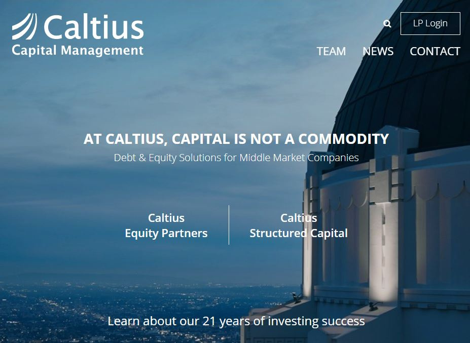 Caltius Capital Management