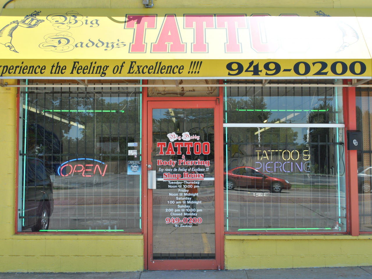 Big Daddys Tattoos Provides More Information On Our Tattoo Artistry In Oklahoma City Oklahoma