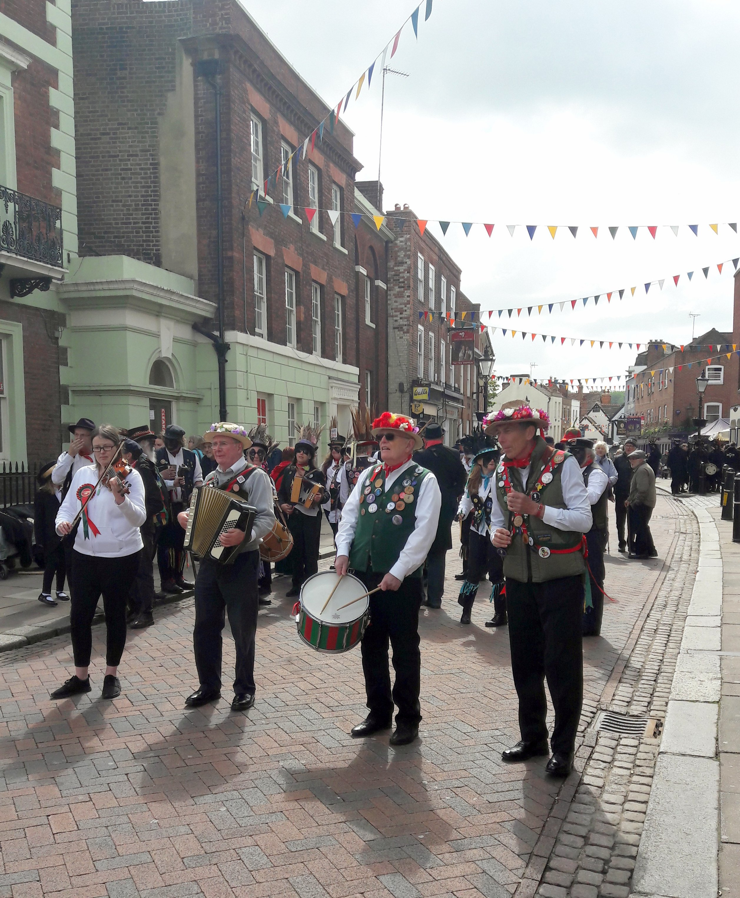Our Band - Rochester Sweeps Festival