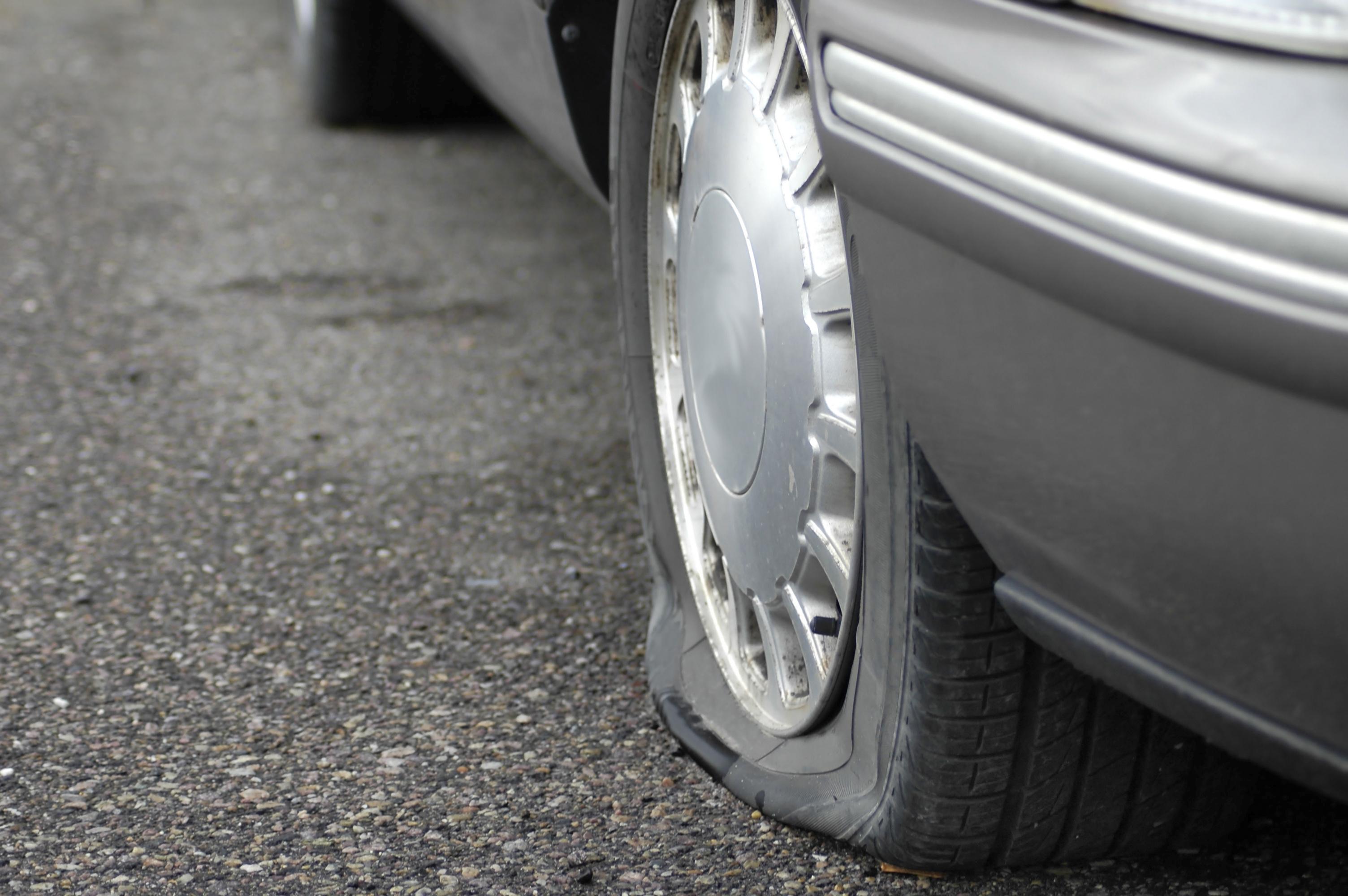 Flat Tire||||