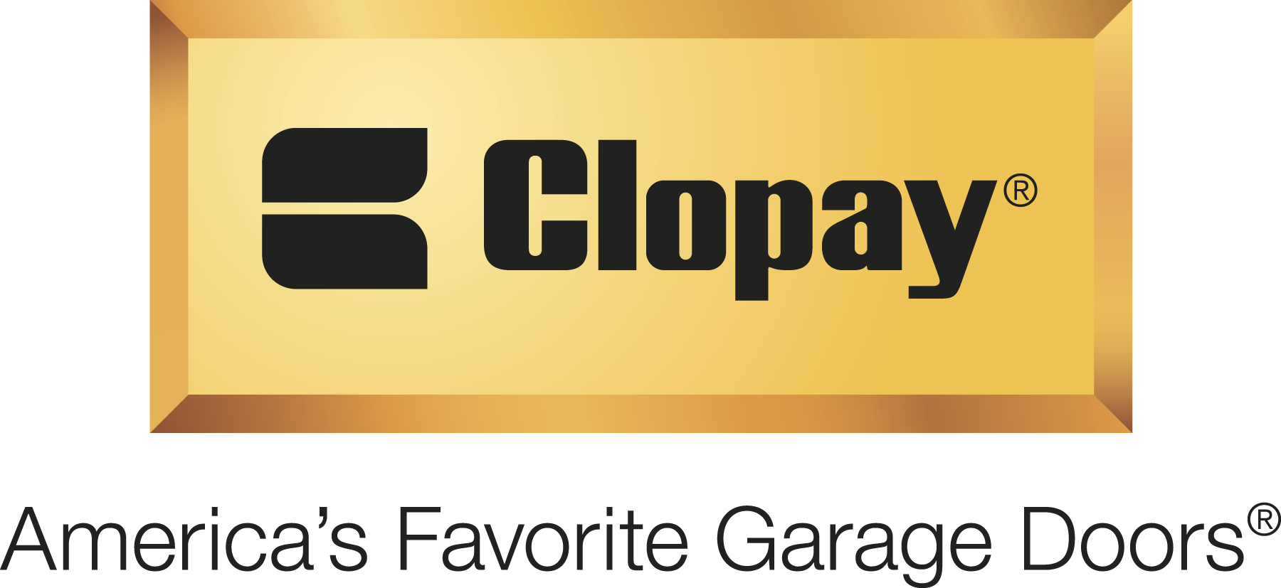 Overhead door logo - Clopay Logo