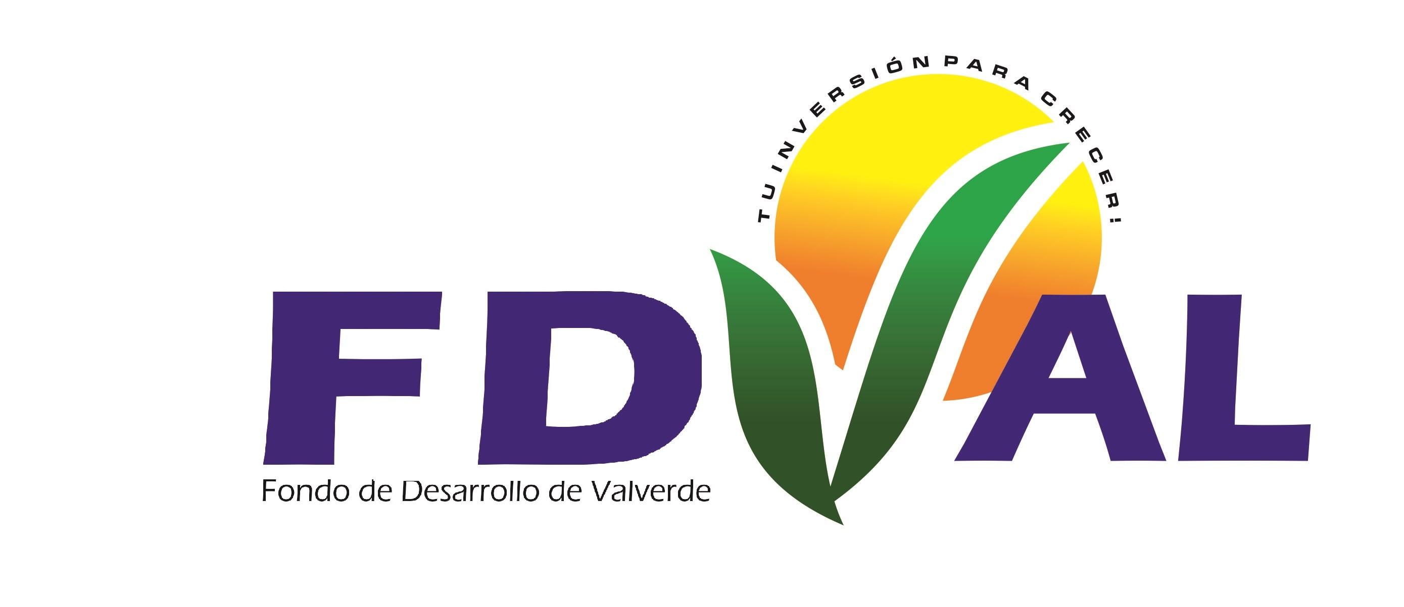 Logo de FDVAL