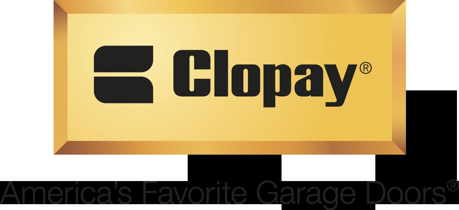 Clopay Logo||||