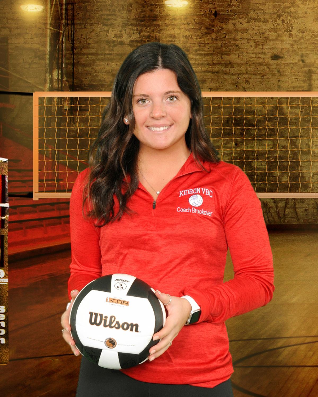 Mackenzie Brookover - 13s Coach