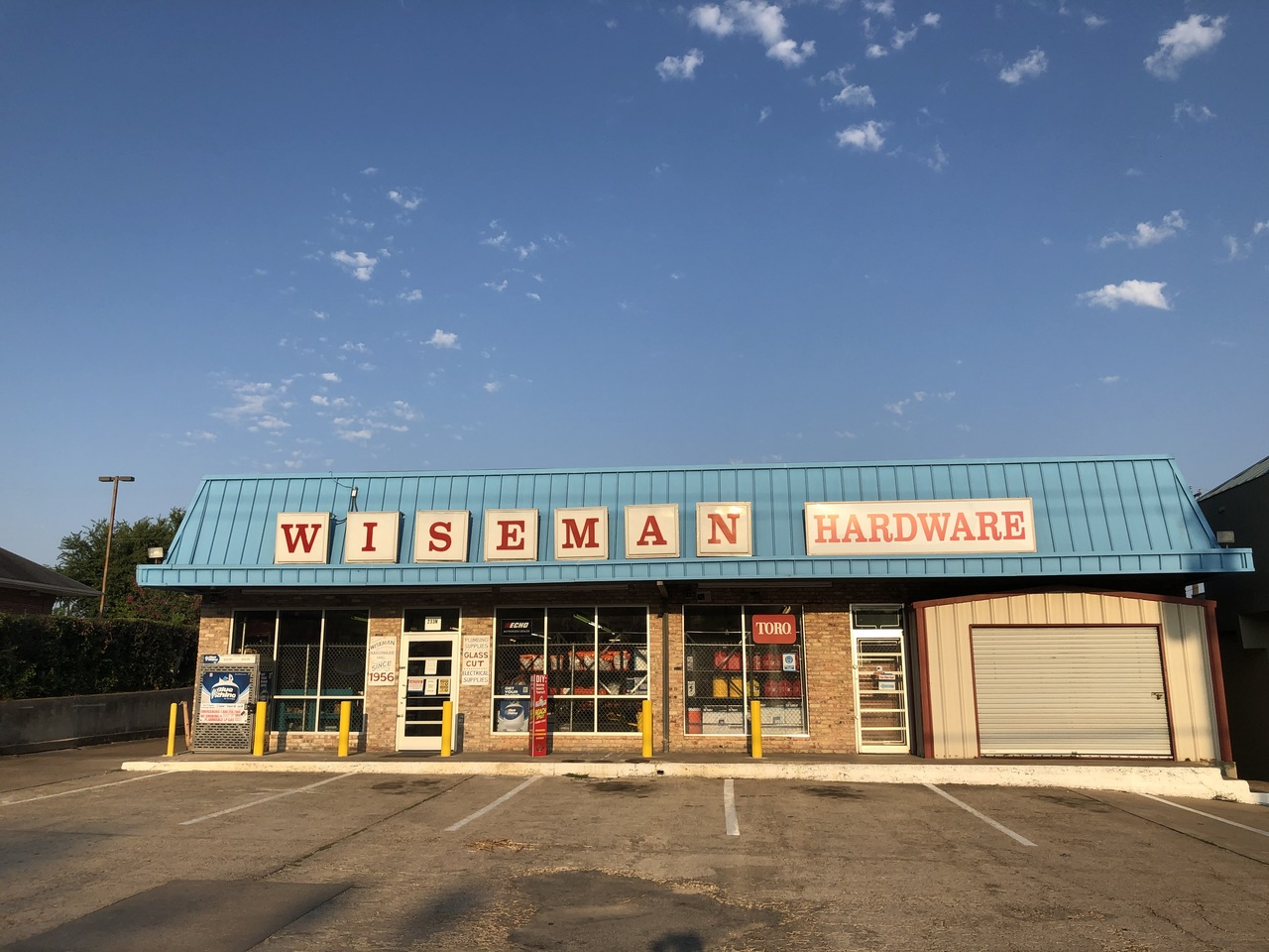 Photo of our Store