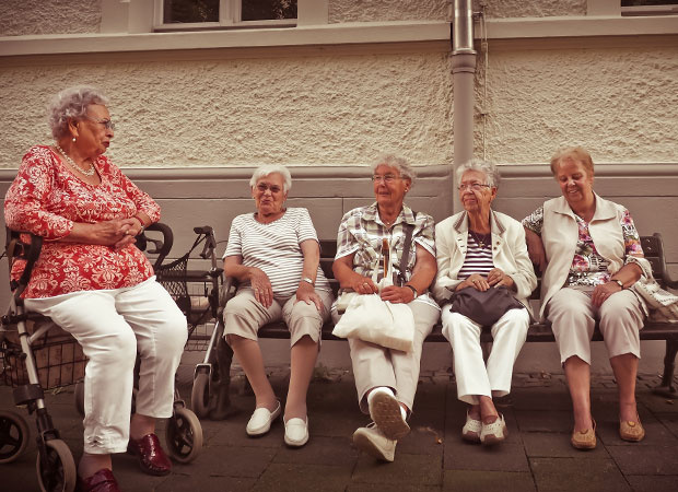 Old Womens group
