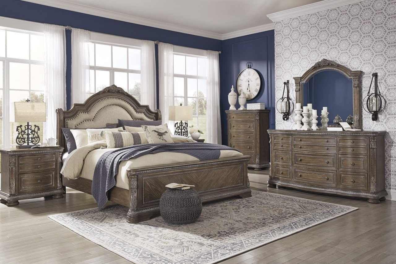 B803BR Bedroom Set