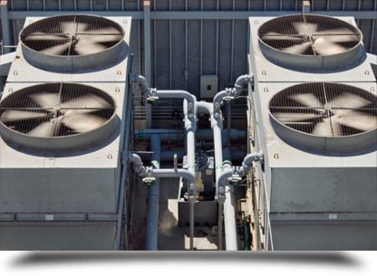Commercial air conditioning services||||