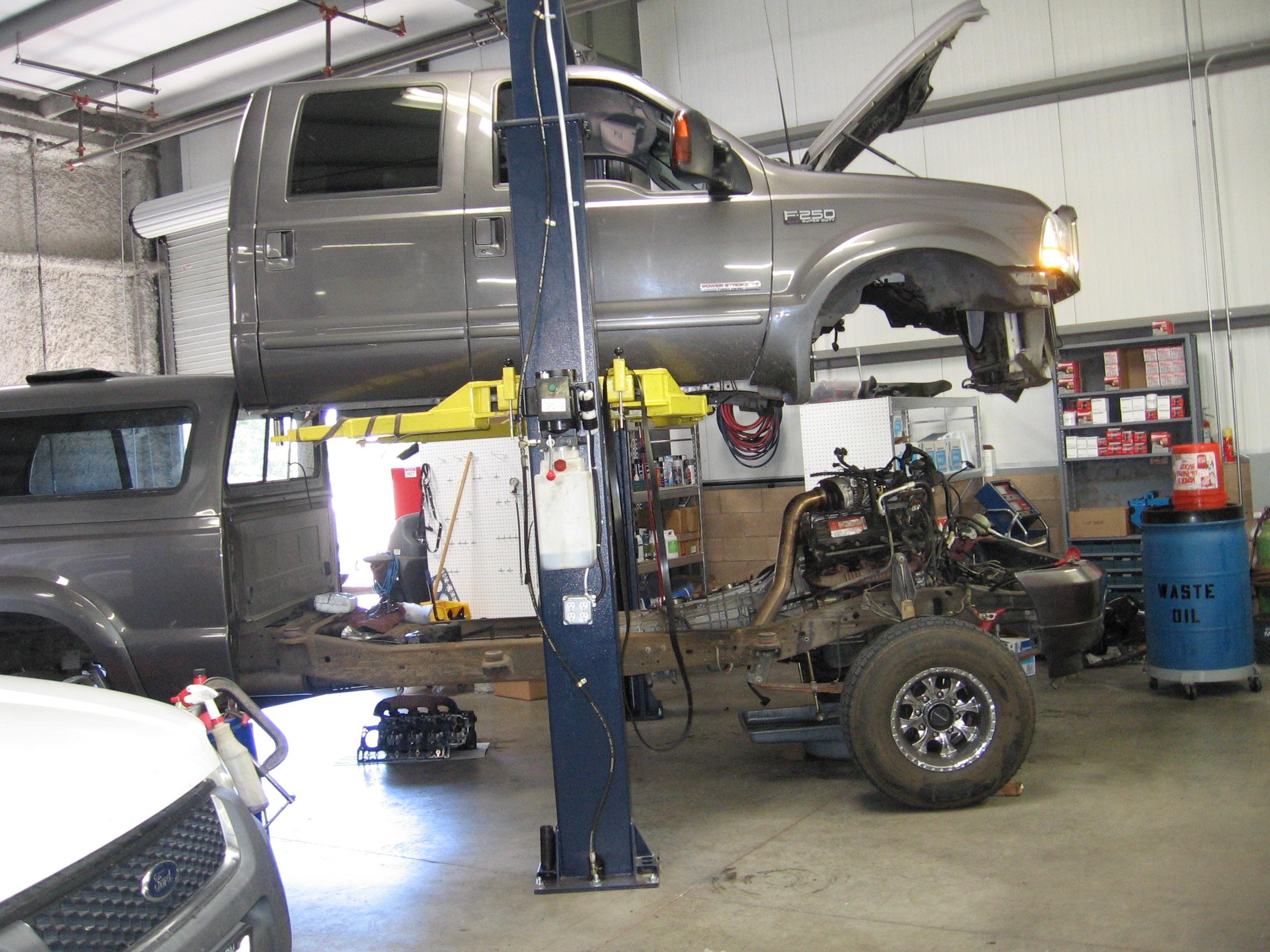 Truck Repair||||