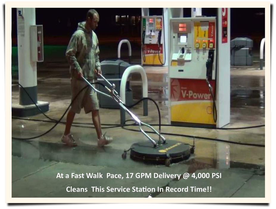 Shell station clean machine    Click to enlarge