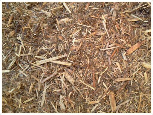 Natural fiber mulch||||