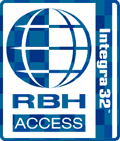 RBH Access logo||||