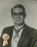 No. 11 William Wingender 1969-1970