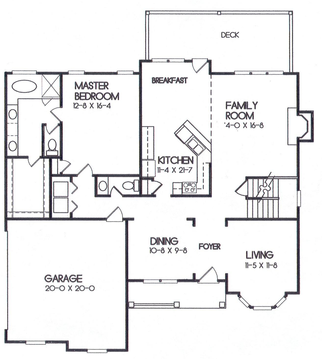 21-1 first floor