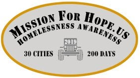 Mission For Hope, Inc. - Homelessness Awareness