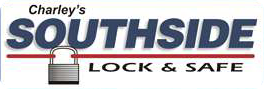 Charleys Southside Lock and Safe in Tulsa, OK is a locksmith.