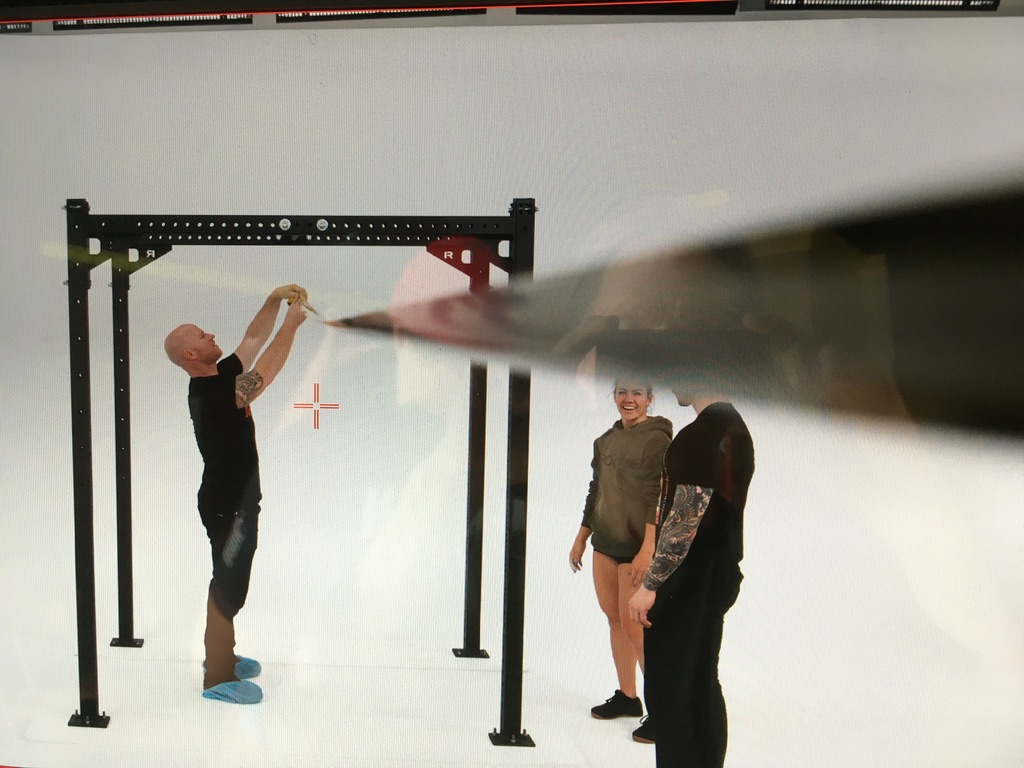 Critical focus for Crossfit Media