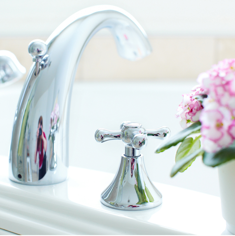 New bath faucets||||