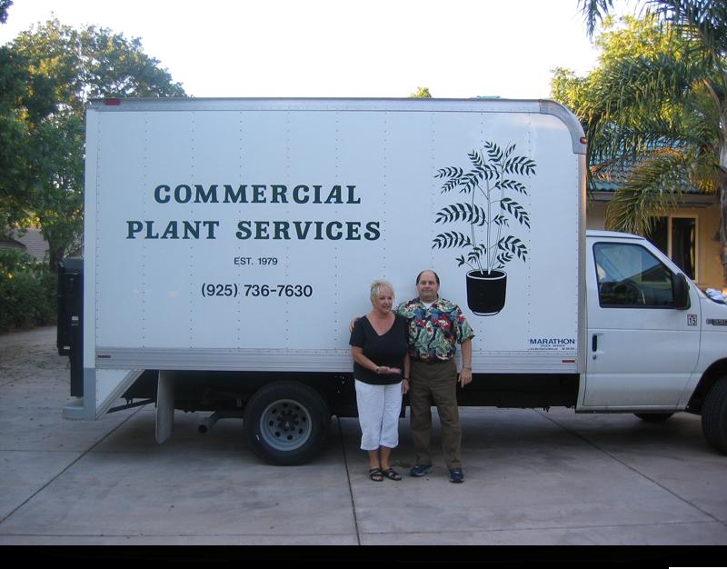 Commercial Plant Services||||