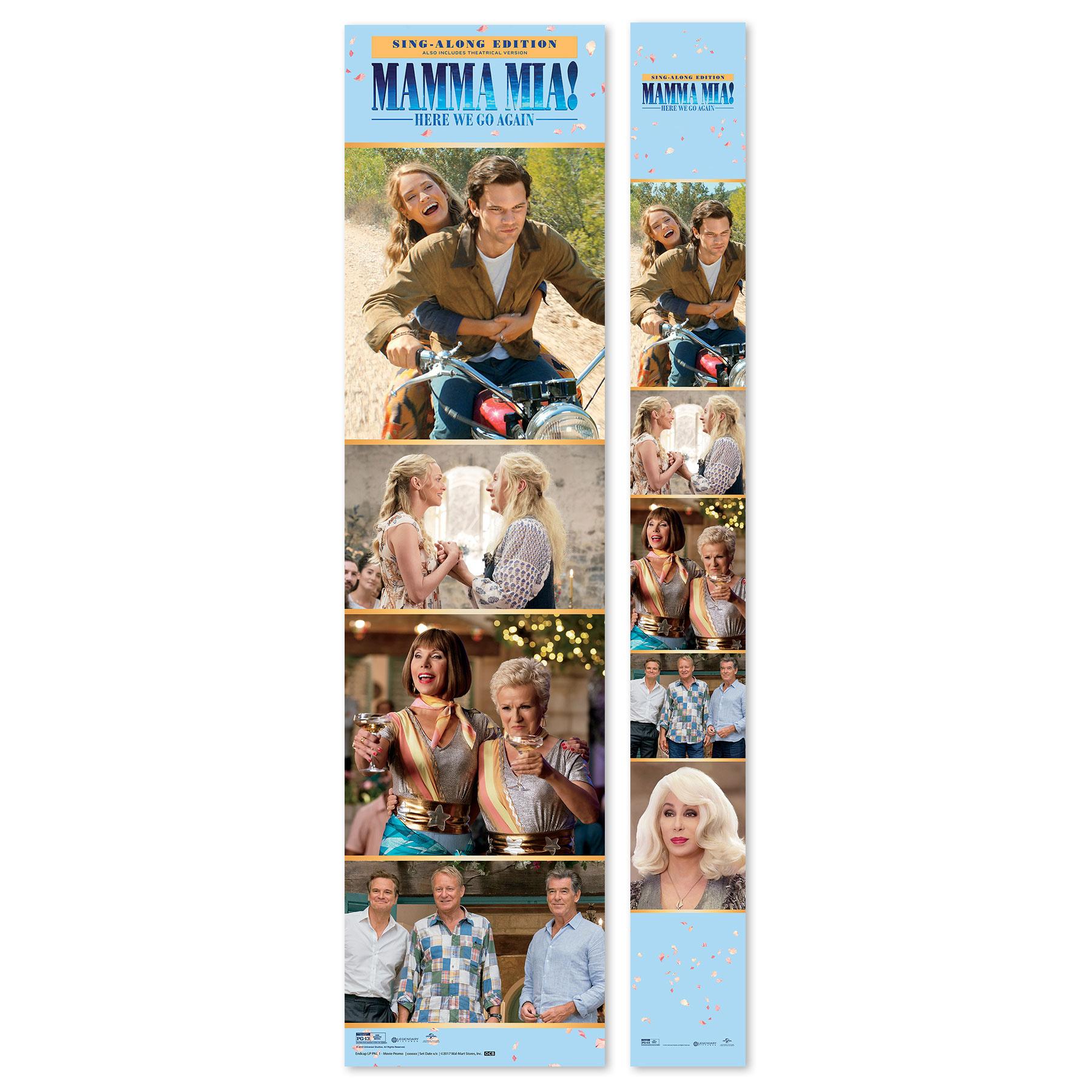 Mamma Mia Target Panels