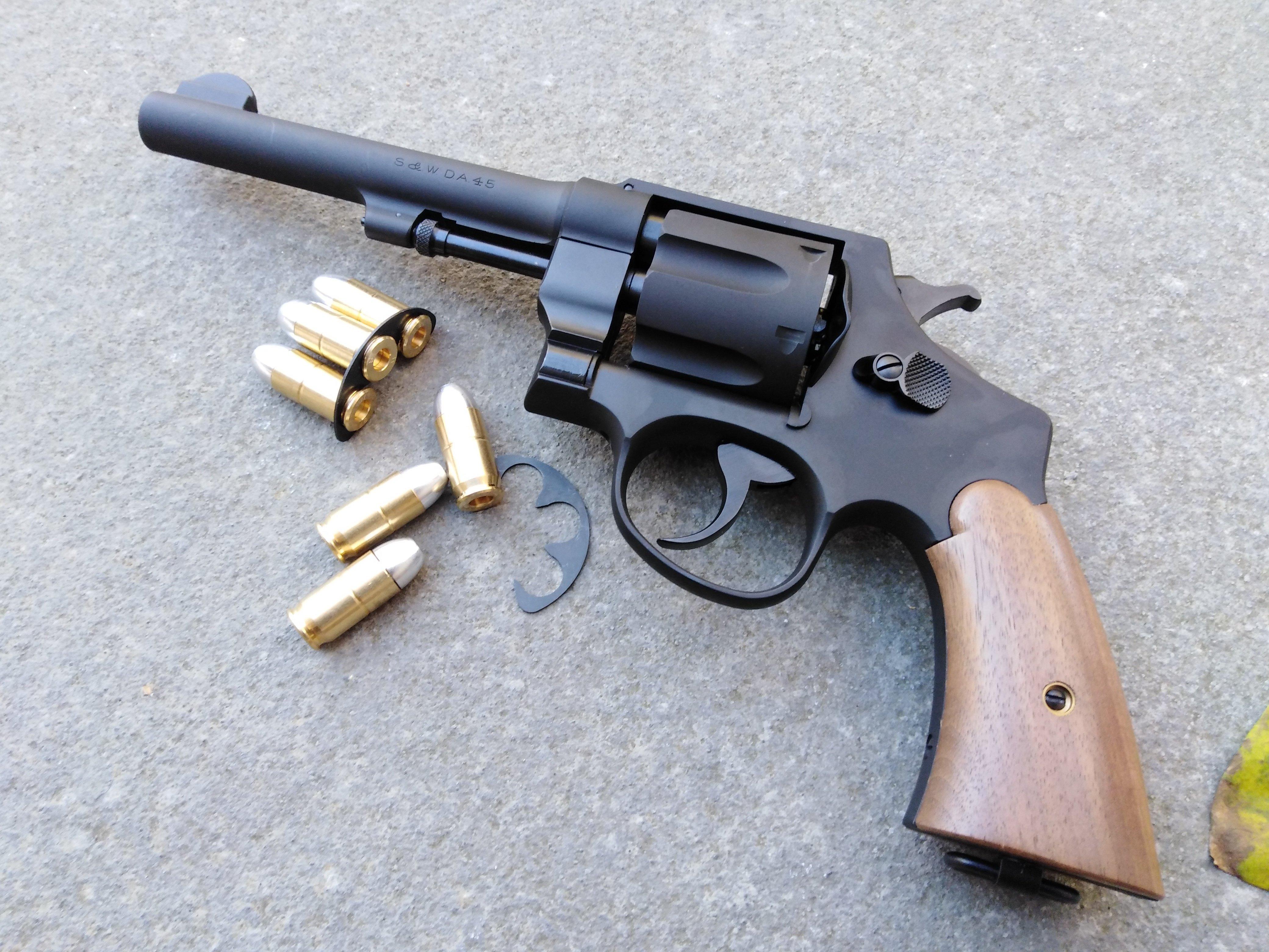 S&W M1917 .45ACP Military