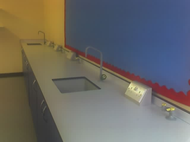 School Science Lab
