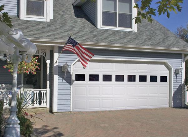 House Garage Door 1