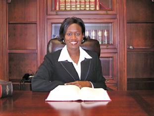 Attorney Lisa Sampson-Roberts