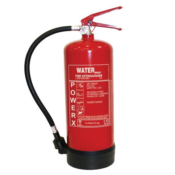 6lt Water Fire Extinguisher