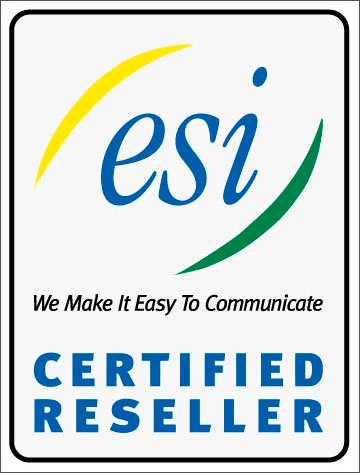 ESI company logo||||