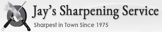 Jays Sharpening Service in Las Vegas, NV is your sharpening destination.