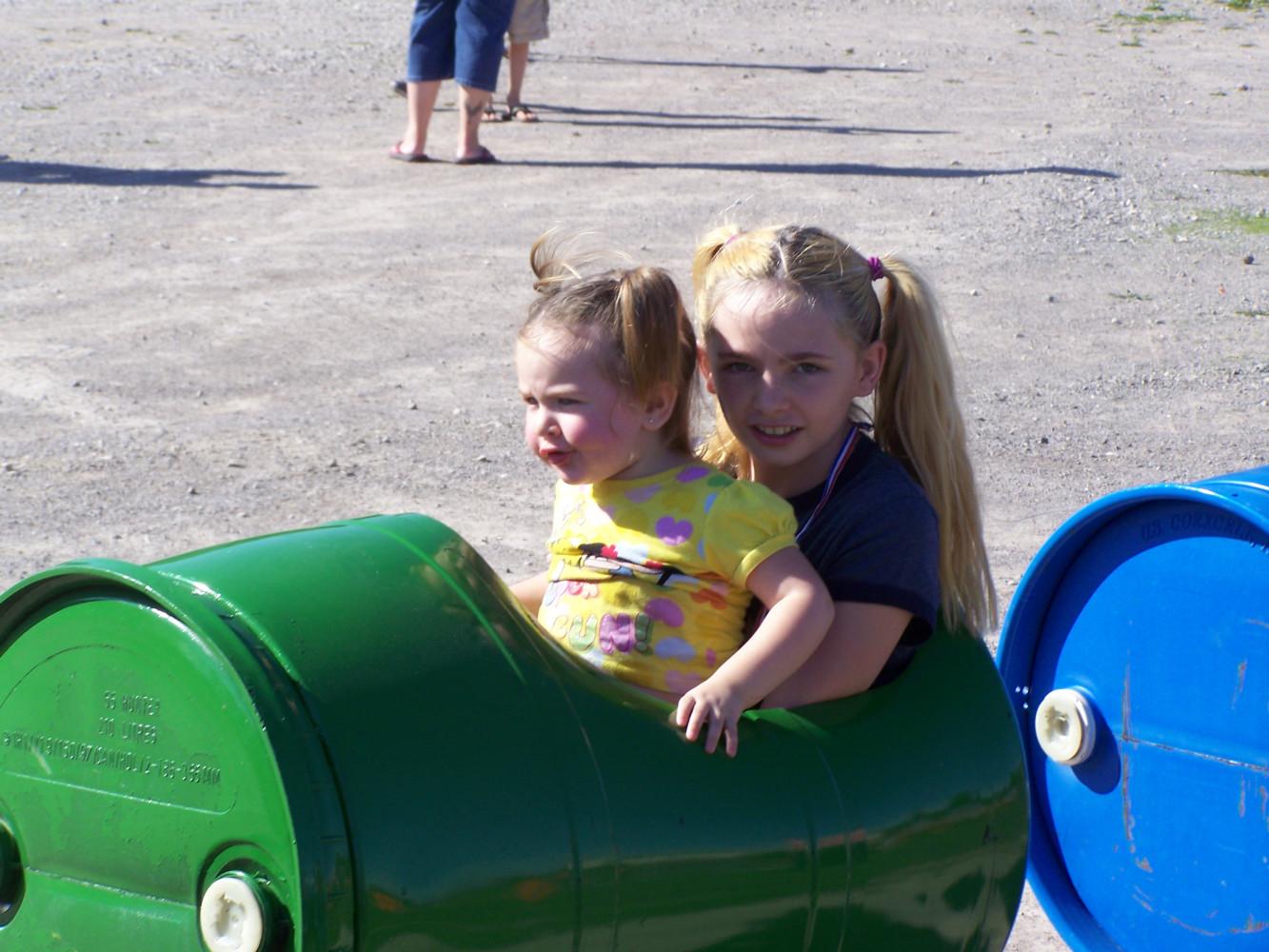 wagon ride