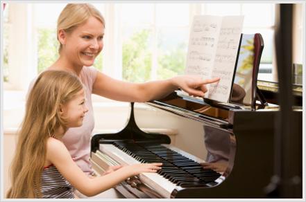Musical instrument teaching classes||||
