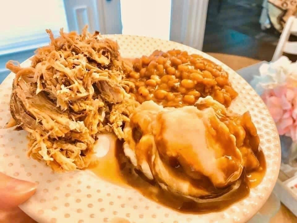 Pulled Pork Family Meal