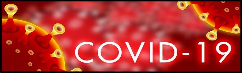 covid-19 image button