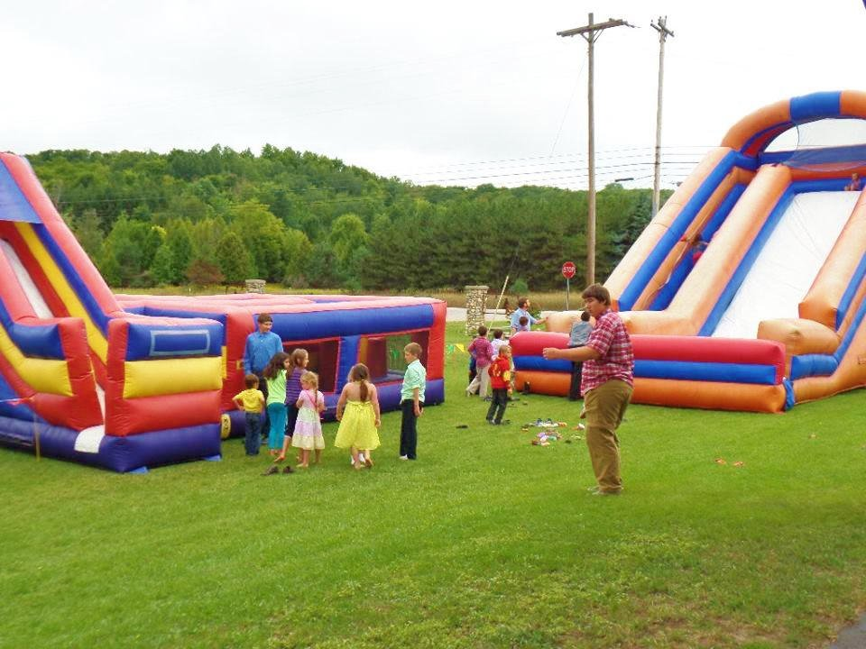 Heritage Sunday Bounce & Slide Fun!