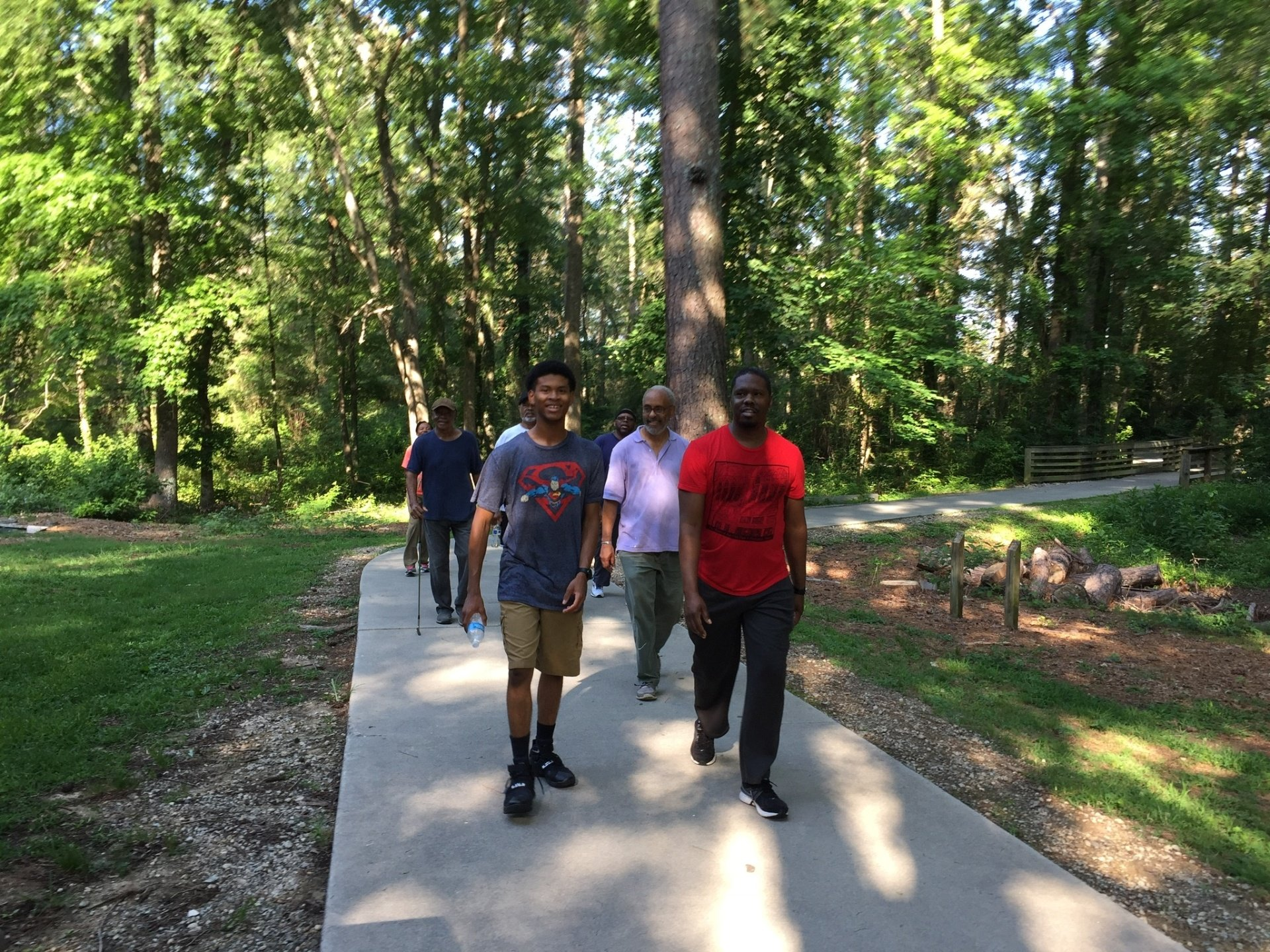 June 2017 - Men's Walk